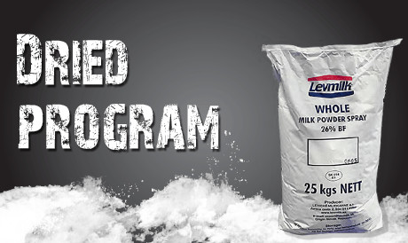 Dried program